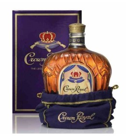 Crown Royal Canadian Whisky 40% 1 l