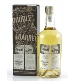 Mortlach & Laphroaig Double Barrel Douglas Laing 46% 0,7 l