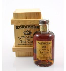 Edradour 10YO Straight from Cask 60,7% 0,5 l w skrzynce