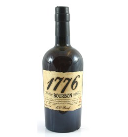 1776 James E. Pepper Straight Bourbon Whiskey 100 Proof Old Style