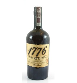 1776 James E. Pepper Straight Rye Whiskey 100 Proof Old Style