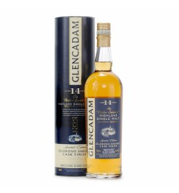 Glencadam 14YO Oloroso Sherry Finish 46% 0,7 l