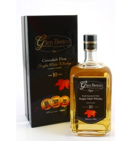 Glen Breton Rare 10YO Single Malt