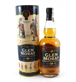 Glen Moray 16YO 40% 0,7 l