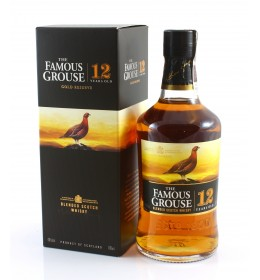 Famous Grouse Gold Reserve 12YO 40% 0,7 l