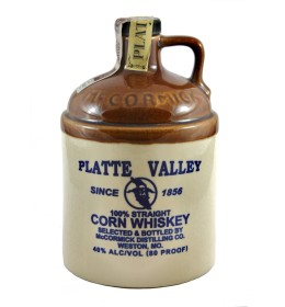 Platte Valley Corn Whiskey 3YO 40% 0,7 l
