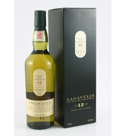 Lagavulin 12 YO Natural Cask Strenght Limited Edition 2014