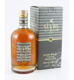 Slyrs Sherry Edition No. 2 Oloroso Finish