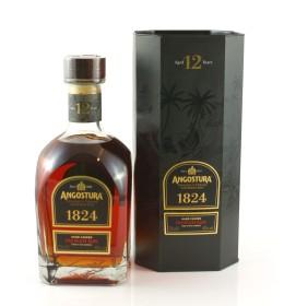 Angostura 1824 Hand Casked Premium Rum 12 YO 40% 0,7 l