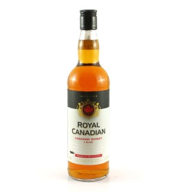 Royal Canadian Blended Whisky 40% 0.7