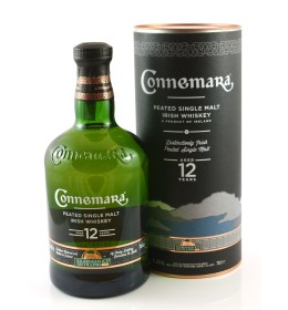 Connemara Irish Peated Malt 12YO 40%0.7