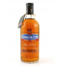 Conde de Cuba Elixir del Caribe 34% 0,7 l