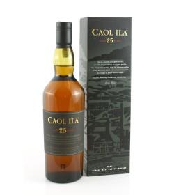 Caol Ila 25YO 2010 Limited Release 43% 0.7