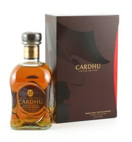 Cardhu 21YO 1991 Special Release 2013