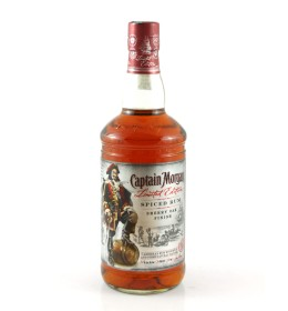 Captain Morgan Spiced Sherry Oak Finish 35% 0,7 l