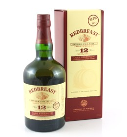 Redbreast 12YO Cask Strength 57,7% 0,7 l