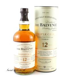 Balvenie 12YO Triple Cask 40% 1 l