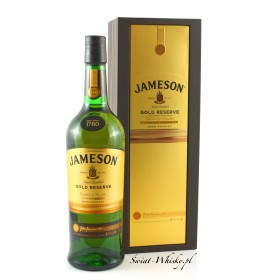 Jameson Gold Reserve 40% 0,7 l