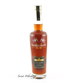 A. H. Riise Royal Danish Navy Rum 40% 0,35 l