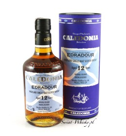 Edradour 12YO Caledonia Dougie MacLean's 46% 0,7 l