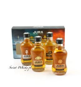 Isle of Jura Miniset 4x0,05 l