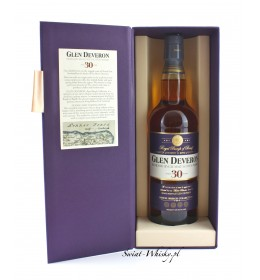 Glen Deveron 30 YO  40% 0.7