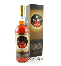 Amrut Indian Single Malt Whisky Single Cask Portpipe + GB 59% 0,7 l