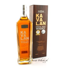 Kavalan Single Malt Whisky 40% 0,7 l
