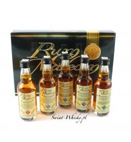 Rum Malecon Reserva Miniset 40% 5x0,05l