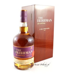 Irishman Cask Strenght Single Malt 54% 0,7 l