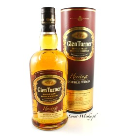 Glen Turner Heritage Reserve Double Wood 40% 0,7 l