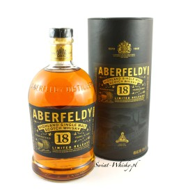 Aberfeldy 18YO Limited Release 40% 1 l