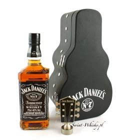 Jack Daniel's Guitar Pack 40% 0,7 l