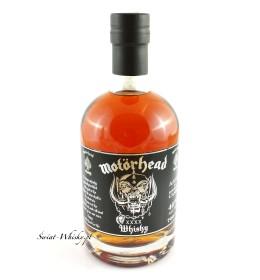 Motorhead XXXX Whisky 40% 0,7 l