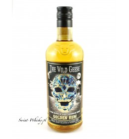 The Wild Geese Golden Rum 37,5% 0,7 l
