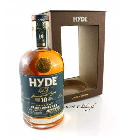 Hyde 10YO No. 1 Presidents Cask Limited Edition 46% 0,7 l