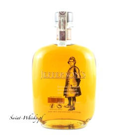 Jefferson's Bourbon 41,2% 0,7 l