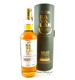 Kavalan Solist Bourbon Cask 58,6% 0,7 l