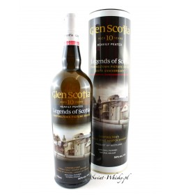 Glen Scotia 10YO Heavily Peated Legends of Scotia 50% 0,7 l