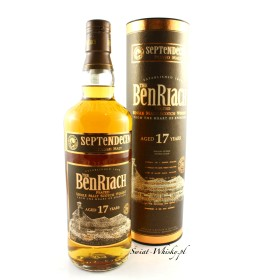 BenRiach 17YO Septendecim 46% 0,7 l