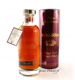 Edradour Natural Cask Strength Single Malt Scotch Whisky 55,7% 0,7 l
