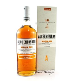 Auchentoshan Virgin Oak Batch Two Limited Release 46% 0,7 l