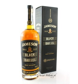 Jameson Black Barrel 40% 0,7 l