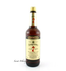 Seagram's Seven Crown 40% 0,7l