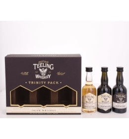 Teeling Whiskey Trinity Pack 46% 0.7