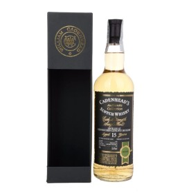 Glentauchers 15YO Cadenhead's Authentic Collection 55,4% 0,7 l