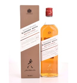 Johnnie Walker Blenders Batch Red Rye Finish 40% 0.7
