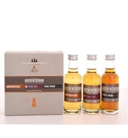 Auchentoshan Gift Collection 42% 3 x 0,05 l