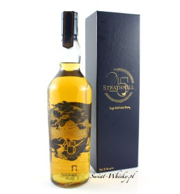 Strathmill 25 Years Old Natural Cask Strength 52,4% 0,7 l