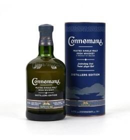 Connemara Irish Peated Malt 40% 0.7 +szklanki
